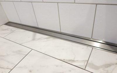 Snyggt golvbrunn från Unidrain