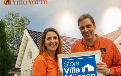 Träffa oss på Stora Villamässan 5-7 april i Göteborg