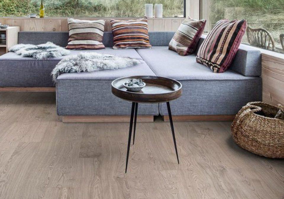 Nya matta golv från Kährs