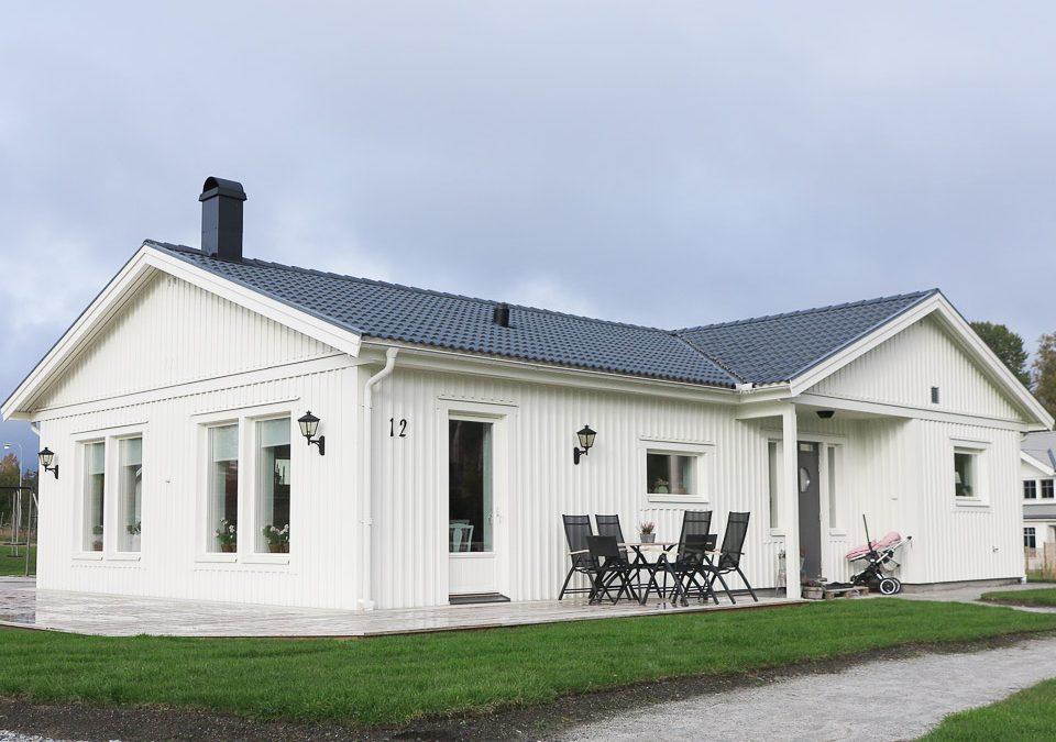 Villa Marielund – hus för den växande familjen