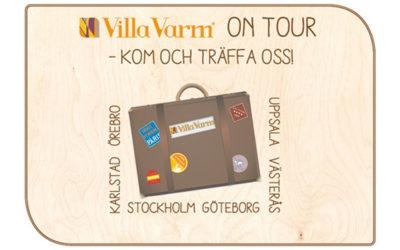 Villa Varm On Tour!